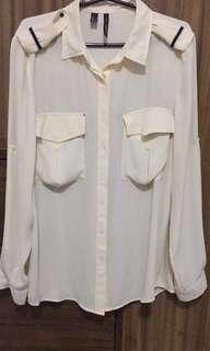 Mango Cream Long Sleeves