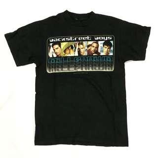 1999 backstreet boys millennium