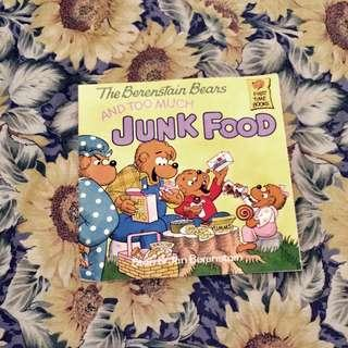 The Berenstain Bears and too much Junkfood