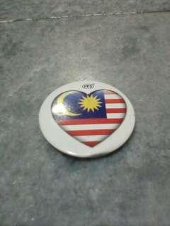 Love Malaysia Badge