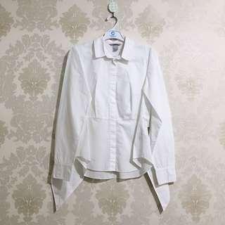 H&M Ribbon Shirt
