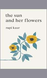 EBOOK the sun and her flowers by rupi kaur