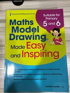 Maths model drawing book P5 and P6