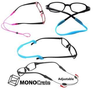 Eyeglass Strap (Silicone Strap for Spectacle, Spectacle string)