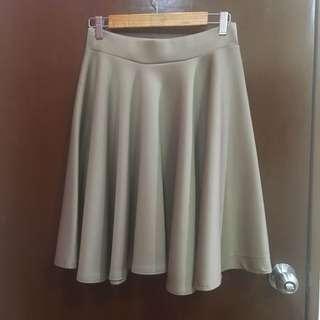 Brown/Copper Skirt