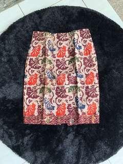 Batik Skirt / Rok