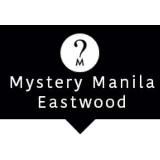 Post Halloween: Mystery Manila (EastWood) FREE COUPON PER GROUP