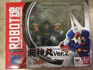 魔神英雄傳 龍神丸/龍神號 robot魂 1.0