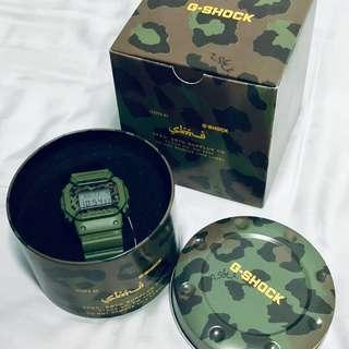 Casio G-Shock SBTG DW watch