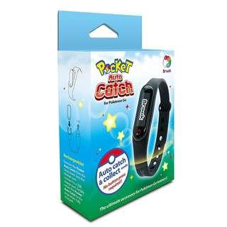 SG Seller Brook Design - Pocket Auto Catch Wristband for Pokemon Go Plus