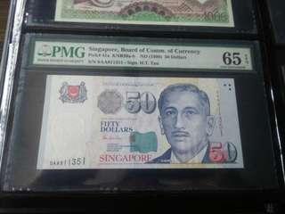 0AA $50