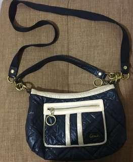 Original Coach poppy sling/ handbag