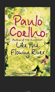 Ebook: Like The Flowing River - Thoughts and Reflections (Paulo Coelho)