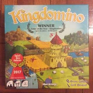 Kingdomino board game (dented)