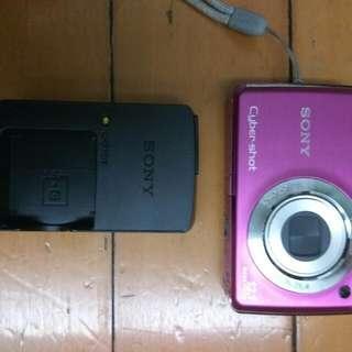 Sony 數碼相機 W220