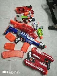 Nerf blasters take all promotion