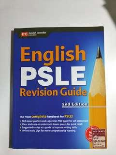 PSLE revision guide english