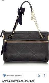 Lanvin Amalia quilted shoulder bag
