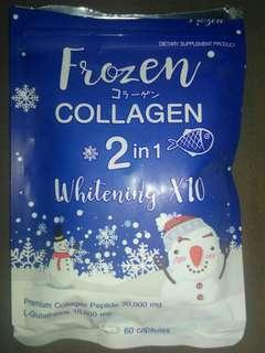 Frozen collagen whitening x10