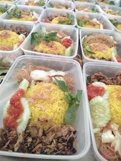 Nasi Kuning Untuk Ultah,Arisan,Pengajian Dll