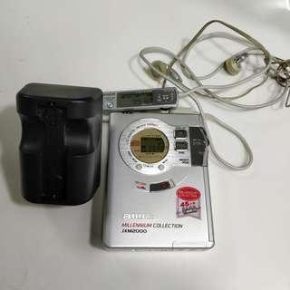 aiwa JXM2000 特別版磁带錄/播放機全套