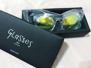 🔸消費即贈🔸太陽眼鏡 透明框