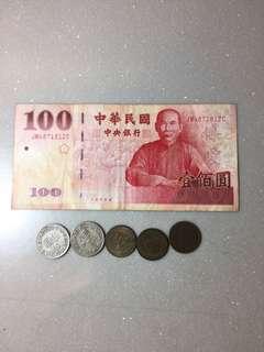 台幣 NT$113