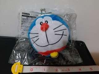 叮噹 多啦A夢 Doraemon 大頭 散紙包 散銀包 掛飾 吊飾