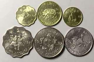 1997年香港回歸紀念幣