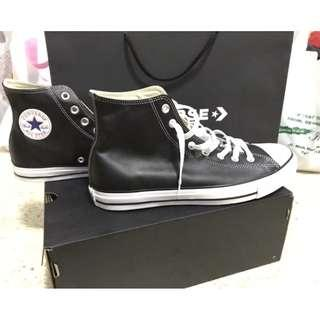 Converse Chuck Taylor CT All Star Black Hi High 8 hole 100% Original
