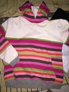 Sweater stripe rainbow