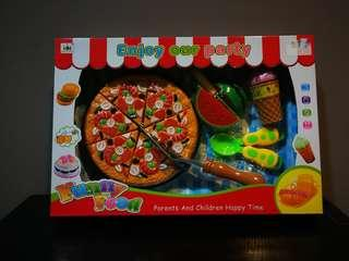 Pretend Play Cooking Set