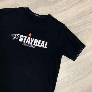 Stayreal harajuku exclusive tee