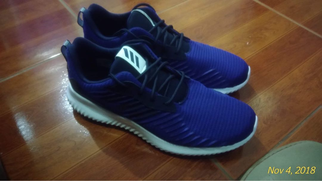 reputable site 3fa62 fc873 Adidas Alpha Bounce for SALE!!!, Mens Fashion, Footwear, Sneakers on  Carousell