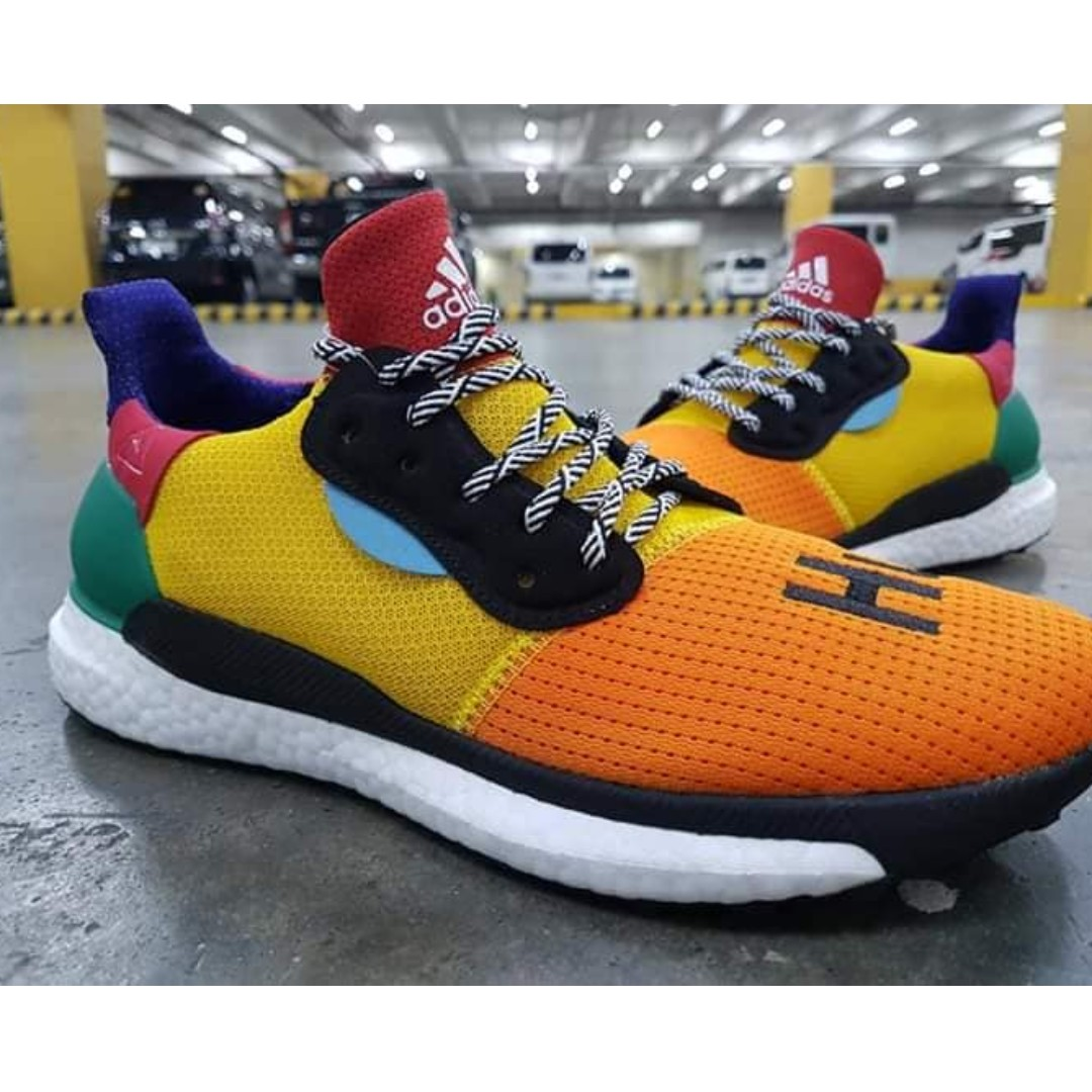 Pharrell Shoes Williams X Hu Adidas Solar Glide FK1TJlc3