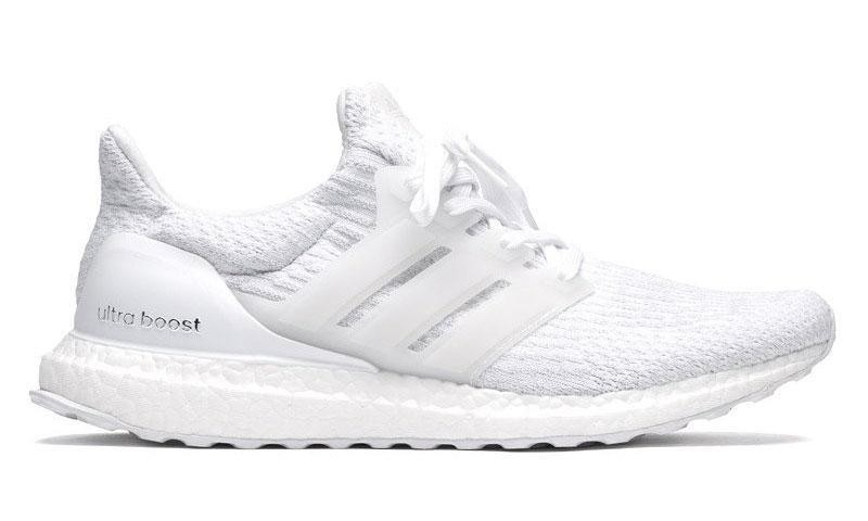 7aef53af2 Adidas Ultra Boost 3.0 Triple White