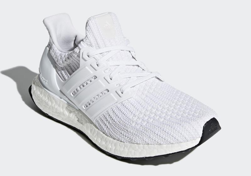 68262ef7ff3 Adidas Ultra Boost 4.0 Triple White