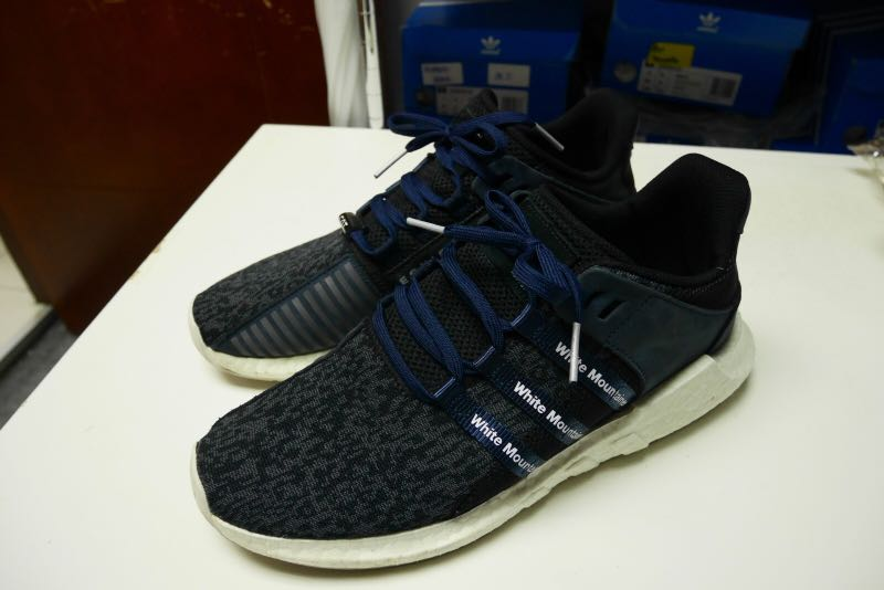 outlet store 412ab 3cabe ADIDAS x White Mountaineering EQT BOOST 93/17 US11