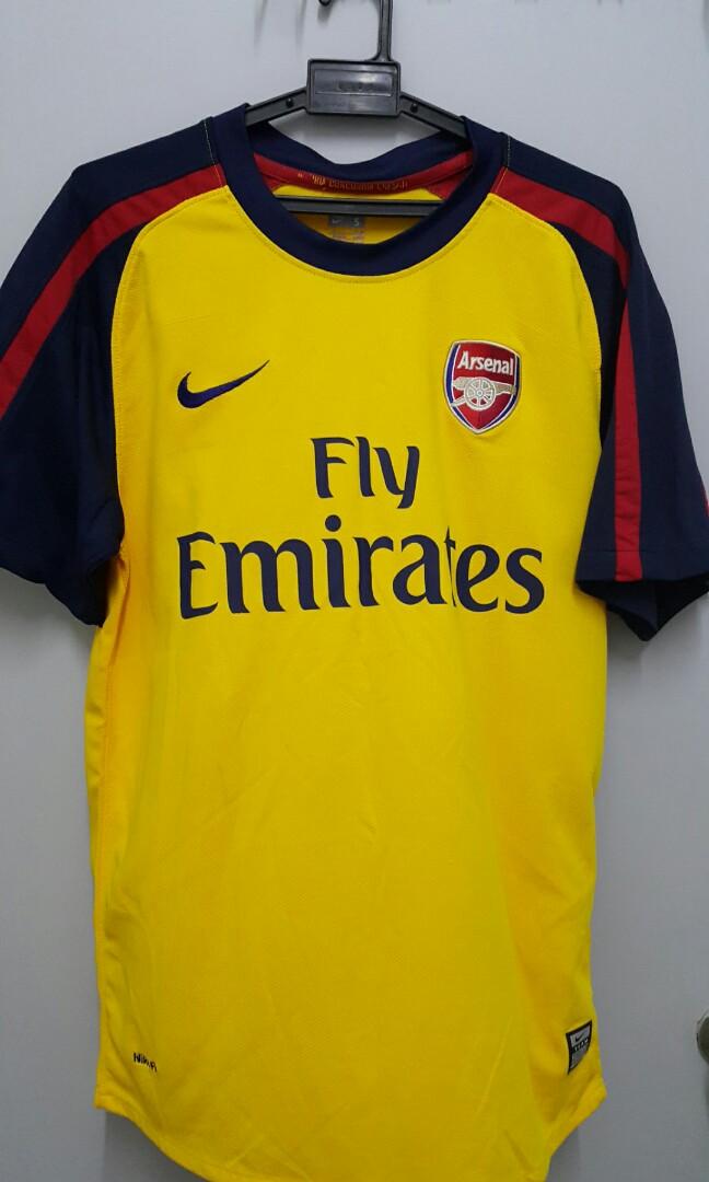 c7ce03320 Arsenal Jersey Original