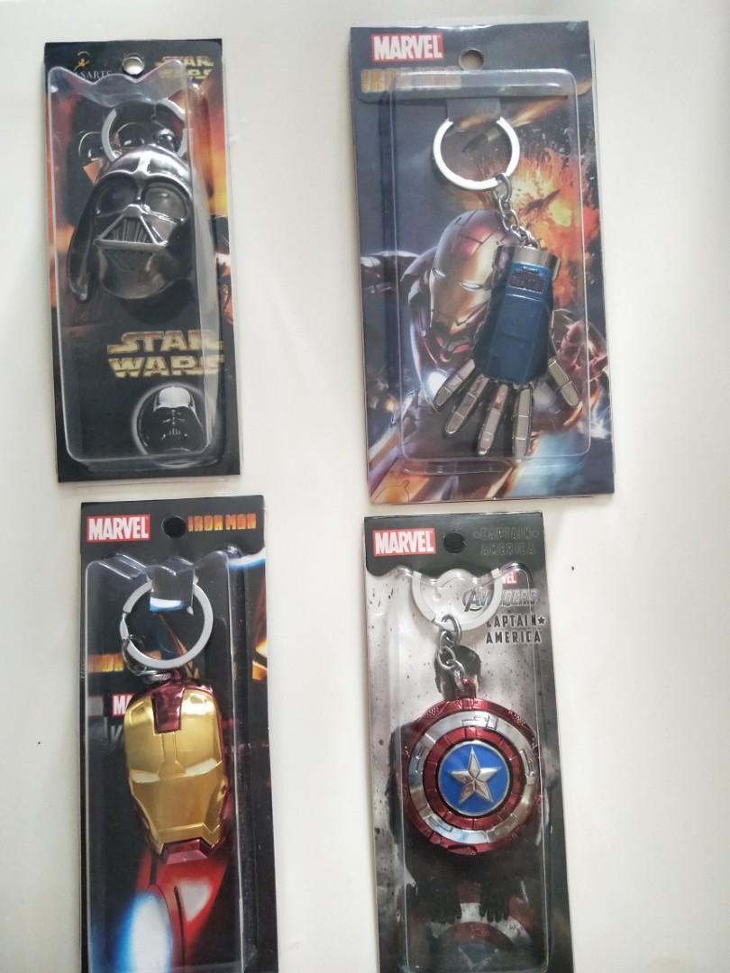 Avenger key chain