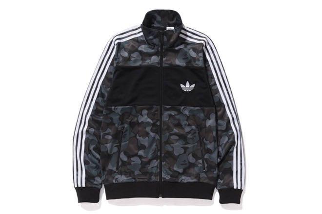 225060d93ad2 Bape x Adidas firebird track jacket