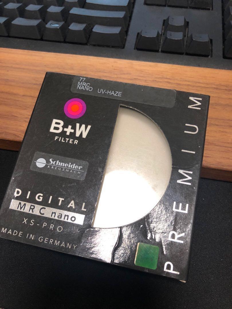 B+W 77mm UV-HAZE