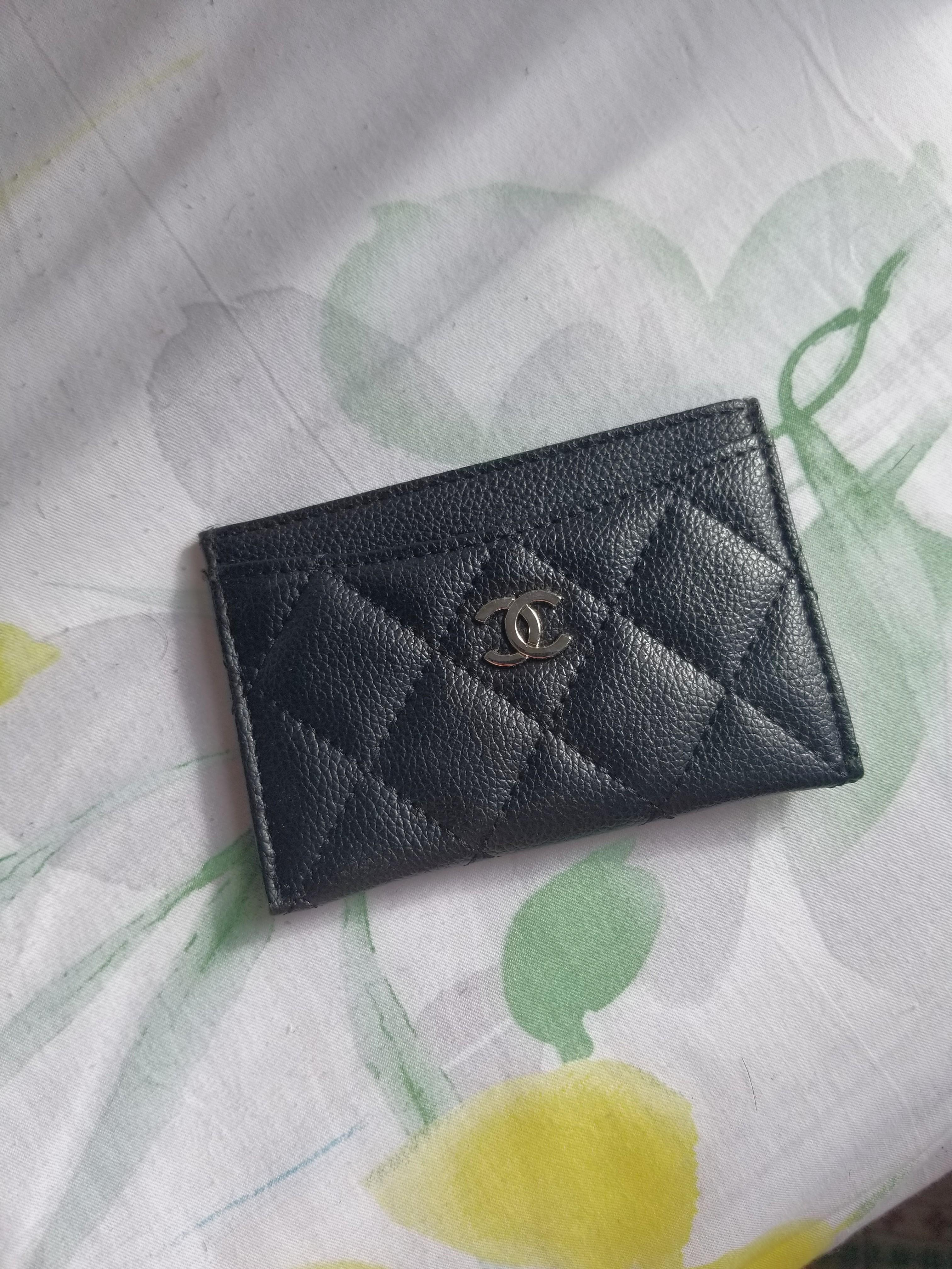 Chanel Wallet card holder 卡片套 贈品