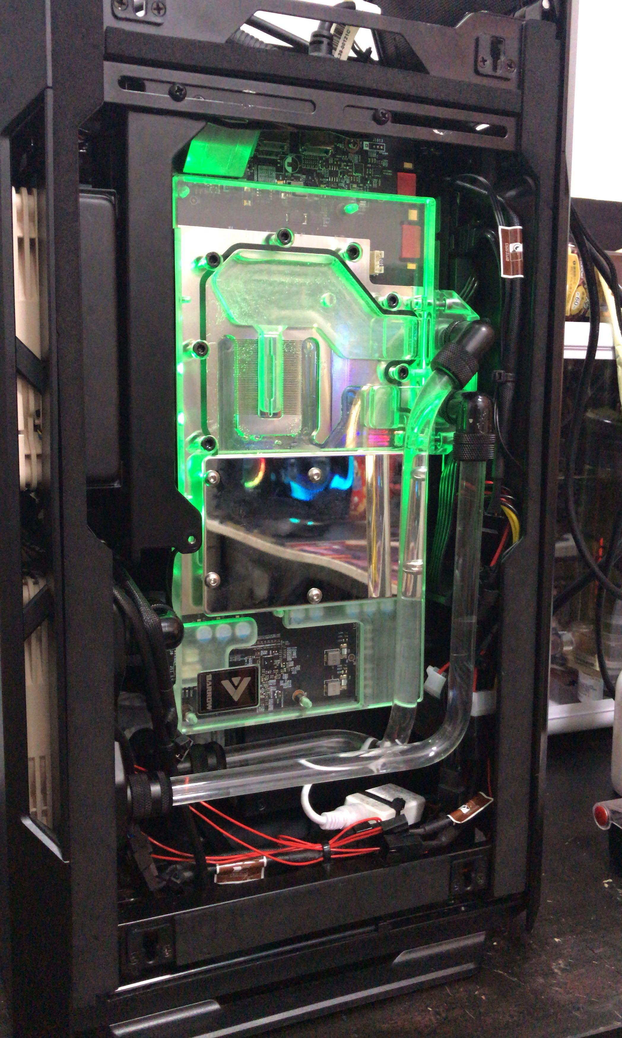 Custom Water Cooling, Electronics, Computers, Others on