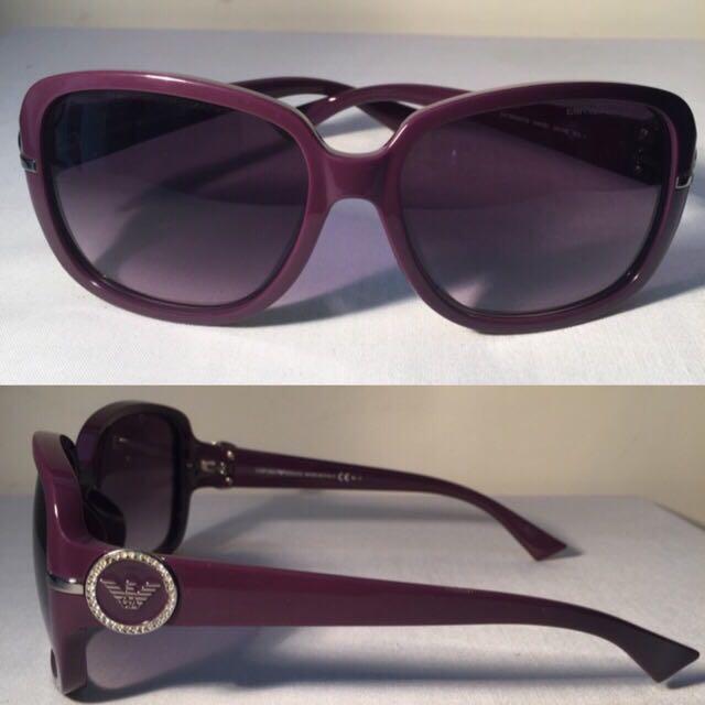 8c83aa2d151 Emporio Armani EA 9388 F S Women Sunglasses 59  16 Made in ITALY ...