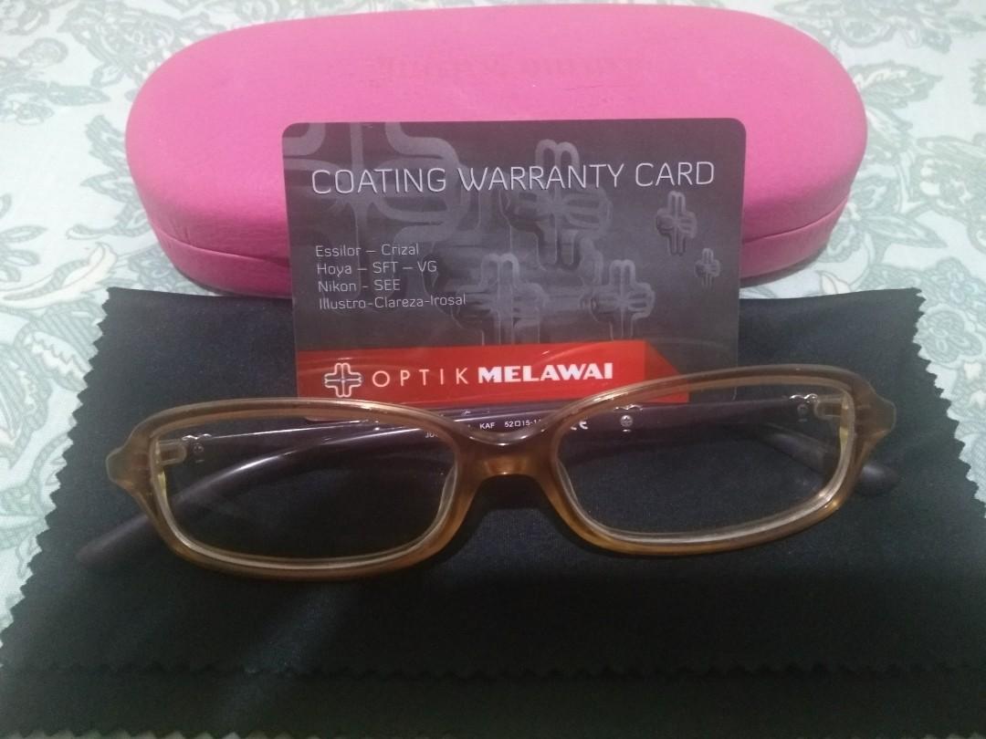 Frame kacamata Juicy Couture e25f553183