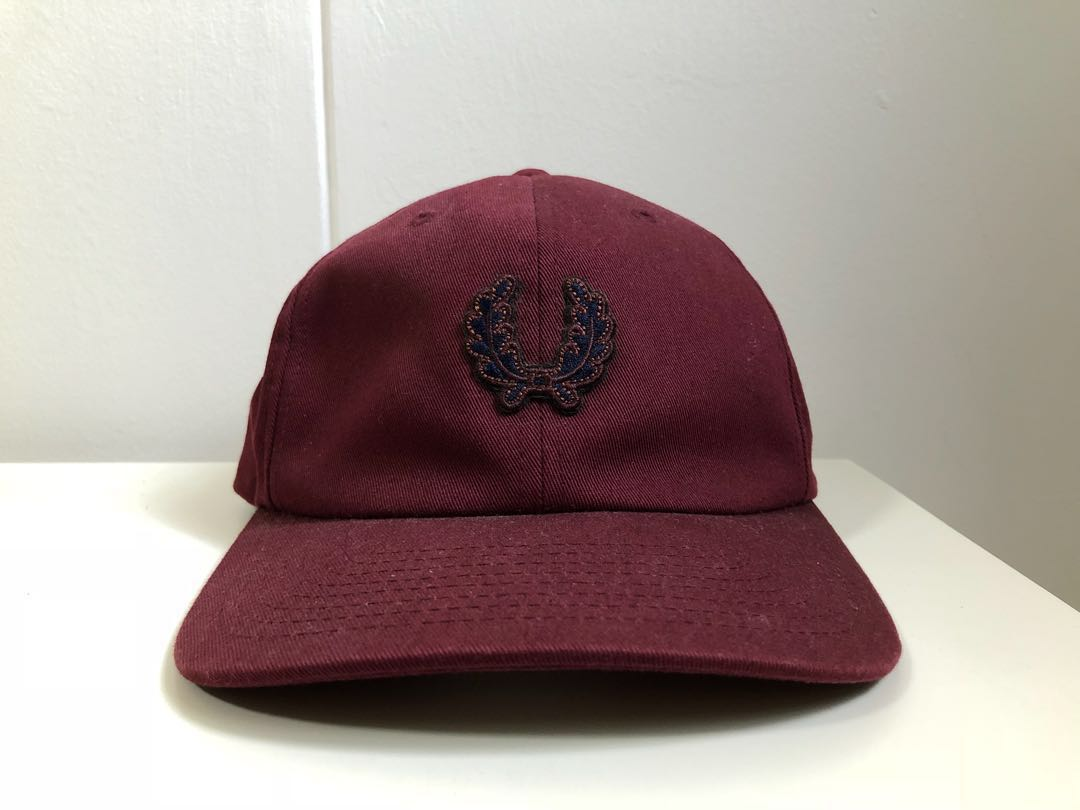 498a80660ae013 Fred Perry X Stussy cap, Men's Fashion, Accessories, Caps & Hats on ...