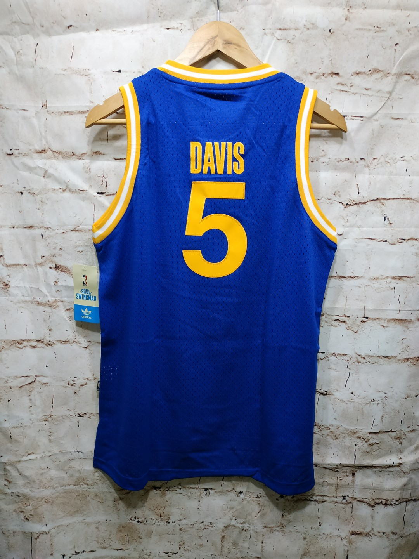 e6210c71 Golden State Warriors 1974-75 Hardwood Classics Baron Davis, Sports,  Athletic & Sports Clothing on Carousell