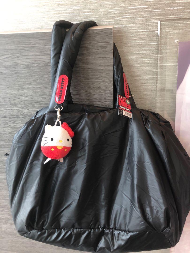 5dc72da57 Hello Kitty Black Bag, Women's Fashion, Bags & Wallets, Handbags on ...