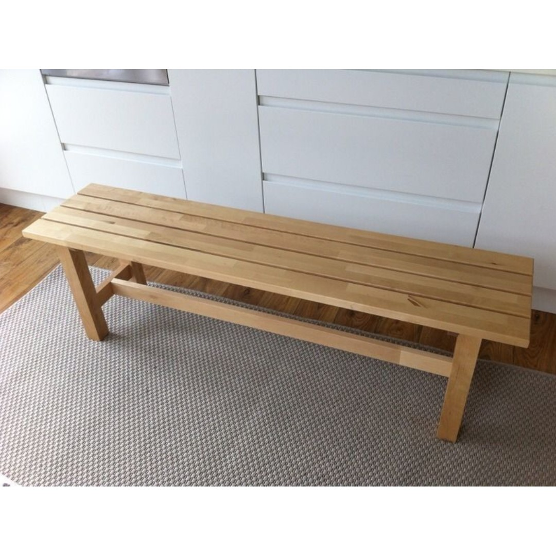 Huge Discount Discontinued Ikea Bench Excellent Condition
